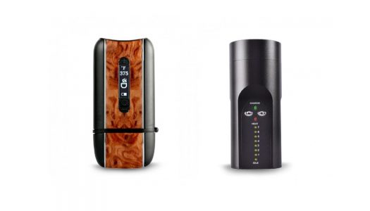 Ascent Vaporizer VS Arizer Solo