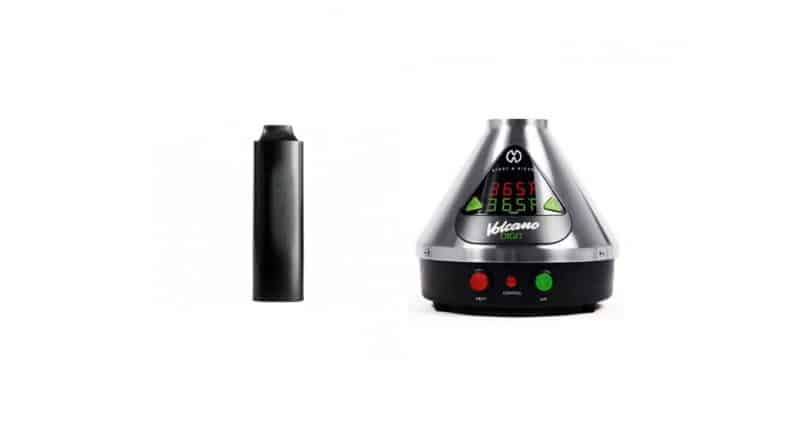Pax Vaporizer VS Volcano Vaporizer