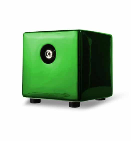 Green Hot Box Vaporizer
